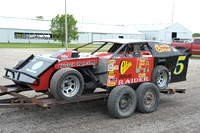 Lee County Speedway - 4-27-2012